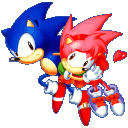 Source: Sonic The Screensaver